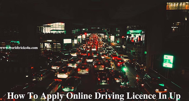 How To Apply Online Driving Licence In Up,apply for driving licence online,apply online driving licence in up,online driving licence check,driving licence test