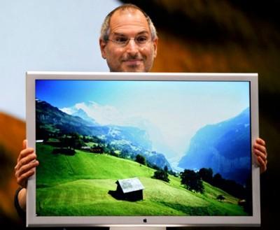 Steve Jobs Bercita-cita Kembangkan Apple HDTV