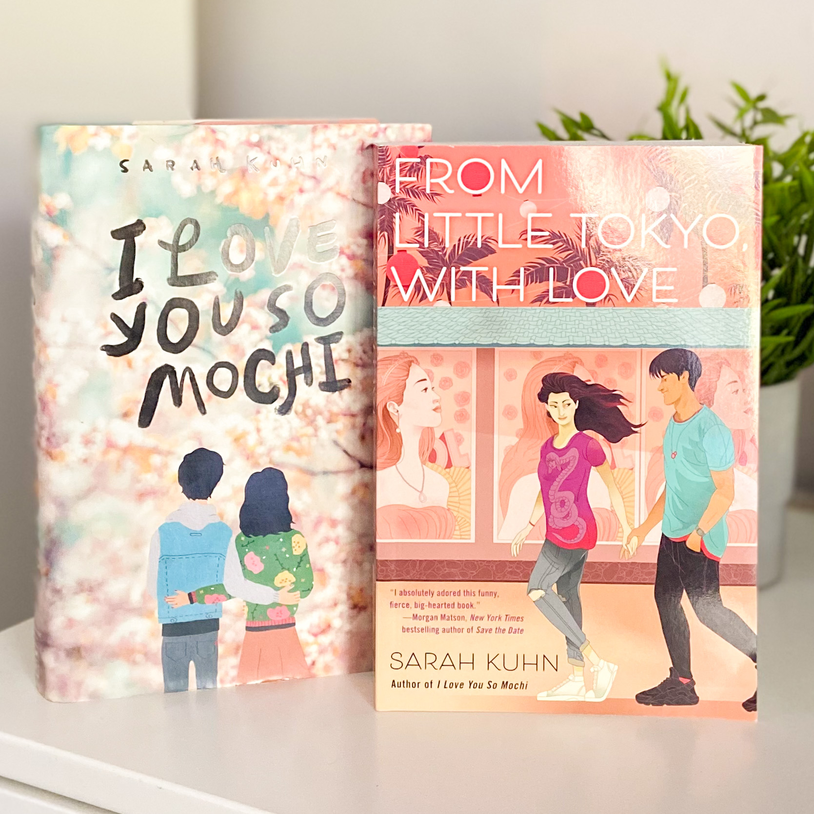 From Little Tokyo, With Love - Sarah Kuhn