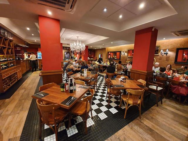 Blog Apaixonados por Viagens - Onde comer no Rio - Gastronomia - Pappa Jack - Pizza - Copacabana