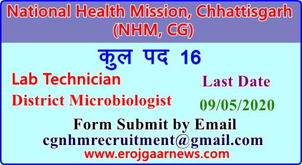 NHM bharti 2020