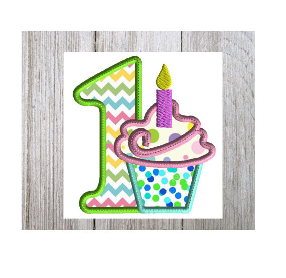 birthday machine embroidery designs