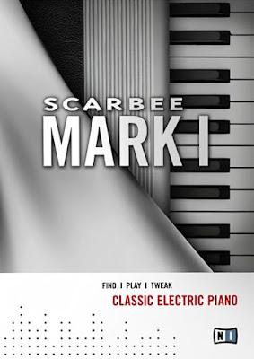 Cover da Library Native Instruments - Scarbee MARK I v1.4.0 (KONTAKT)