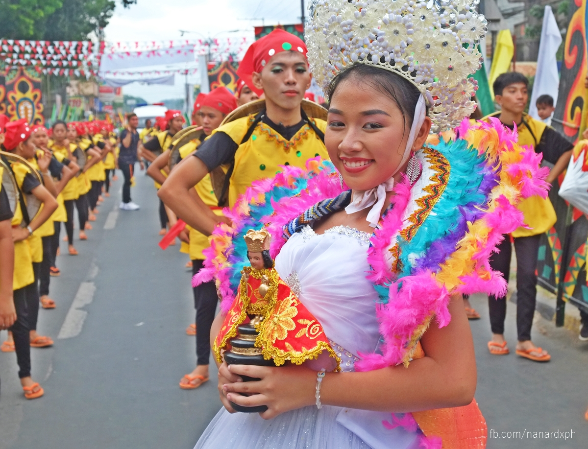 Halad Festival every January in Midsayap, Cotabato