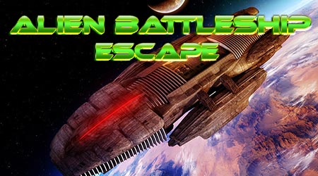 365Escape Alien Battleshi…
