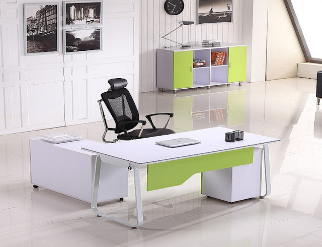 best buy white modern office furniture Rochester NY for sale