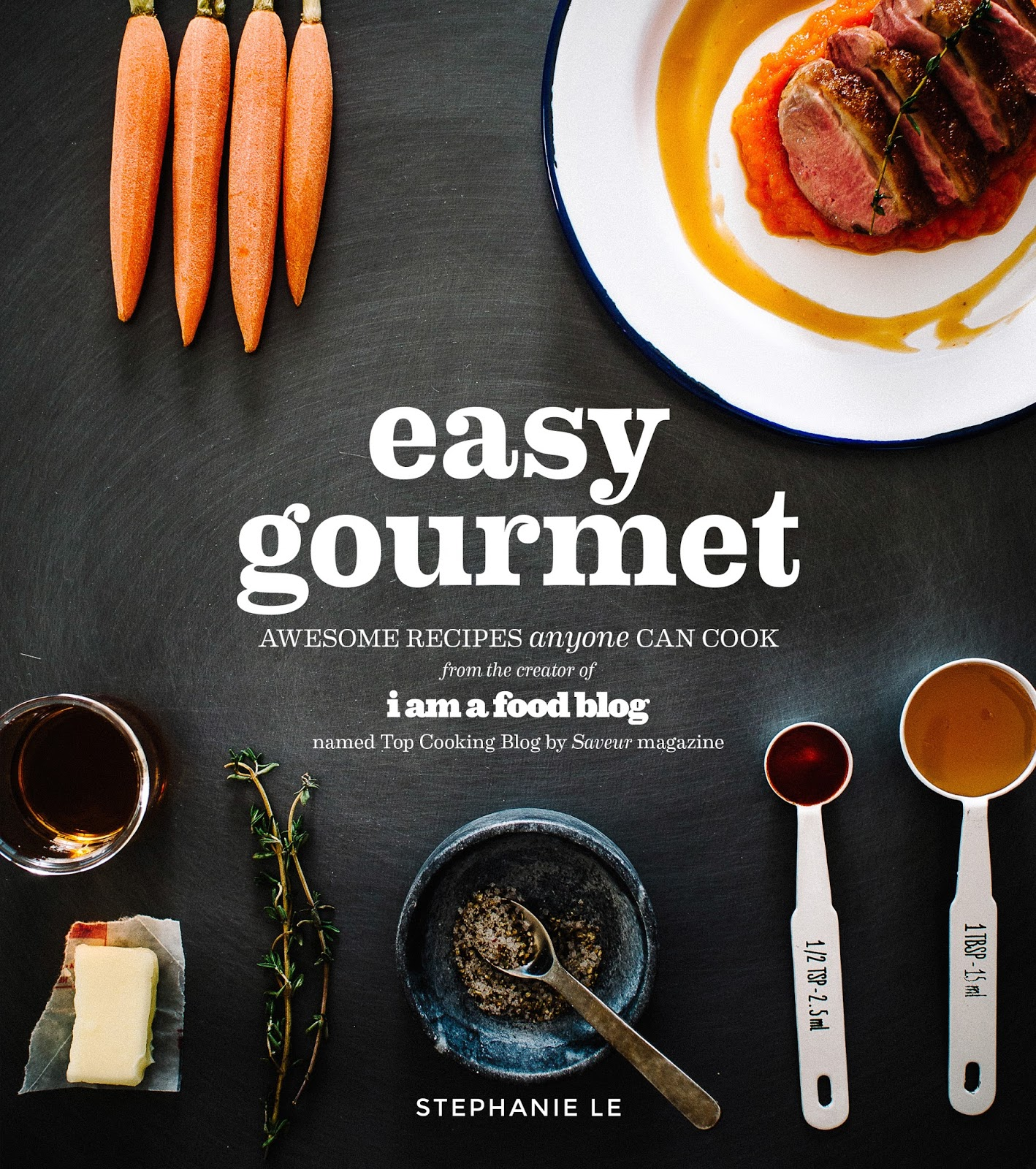 easy gourmet cookbook review