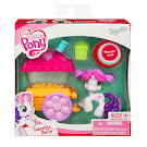 My Little Pony Sweetie Belle Popcorn Cart Singles Ponyville Figure