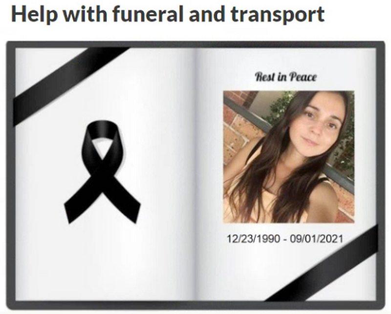 Compañeros crean campaña online por chilena que falleció por la tormenta Ida