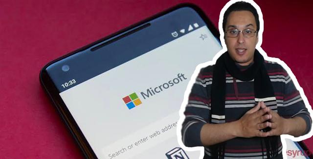 """مايكروسوفت تشرع في تحديثات """"إيدج كروميوم"""" للهواتف الذكية رسمياً"""