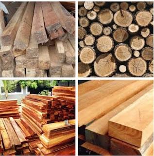 Nilai plus menggunakan bahan material kayu