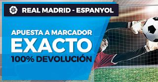 Paston Promoción Liga: Real Madrid vs Espanyol 1 octubre