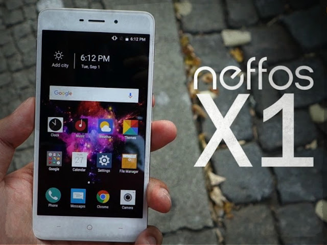 Neffos X1 Review and Photos