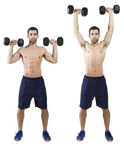 Cara Membesarkan Otot Lengan Cukup dengan Latihan Ini!