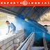 Itupeva inicia construção de arquibancada em ginásio de esportes do bairro Rio das Pedras