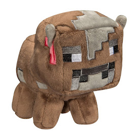Minecraft Spin Master Cow Plush