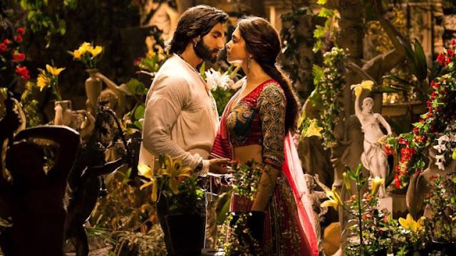 Deepika Padukone and Ranveer Singh Romantic HD Wallpaper Pictures