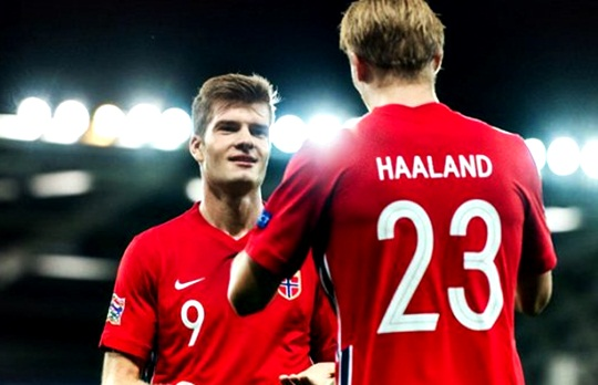 Alexander Sorloth and Erling Haaland's EURO 2020 Dream is Over when Norway is Eliminated