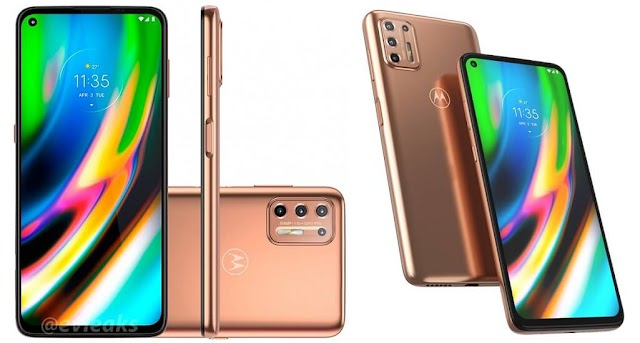 Moto G9 Plus Launched With 6.8inch FullHD+ Display, 64MP Camera, 5000mAh Battery & More