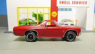 "Matchbox Premiere ""First Edition"" 1970 Chevy El Camino"