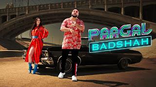PAAGAL LYRICS – BADSHAH
