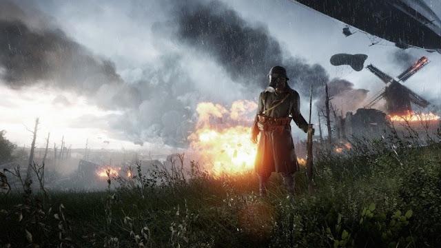 تحديث شهر أكتوبر للعبة Battlefield 1 أصبح متوفر و هذه تفاصيله