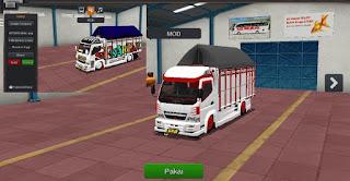 Download MOD Bussid Truk keren