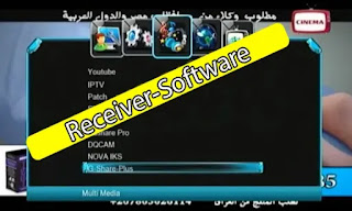 Next 8000 Plus 1506tv New Receiver Software Update By USB