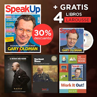 suscripción Speak Up DVD