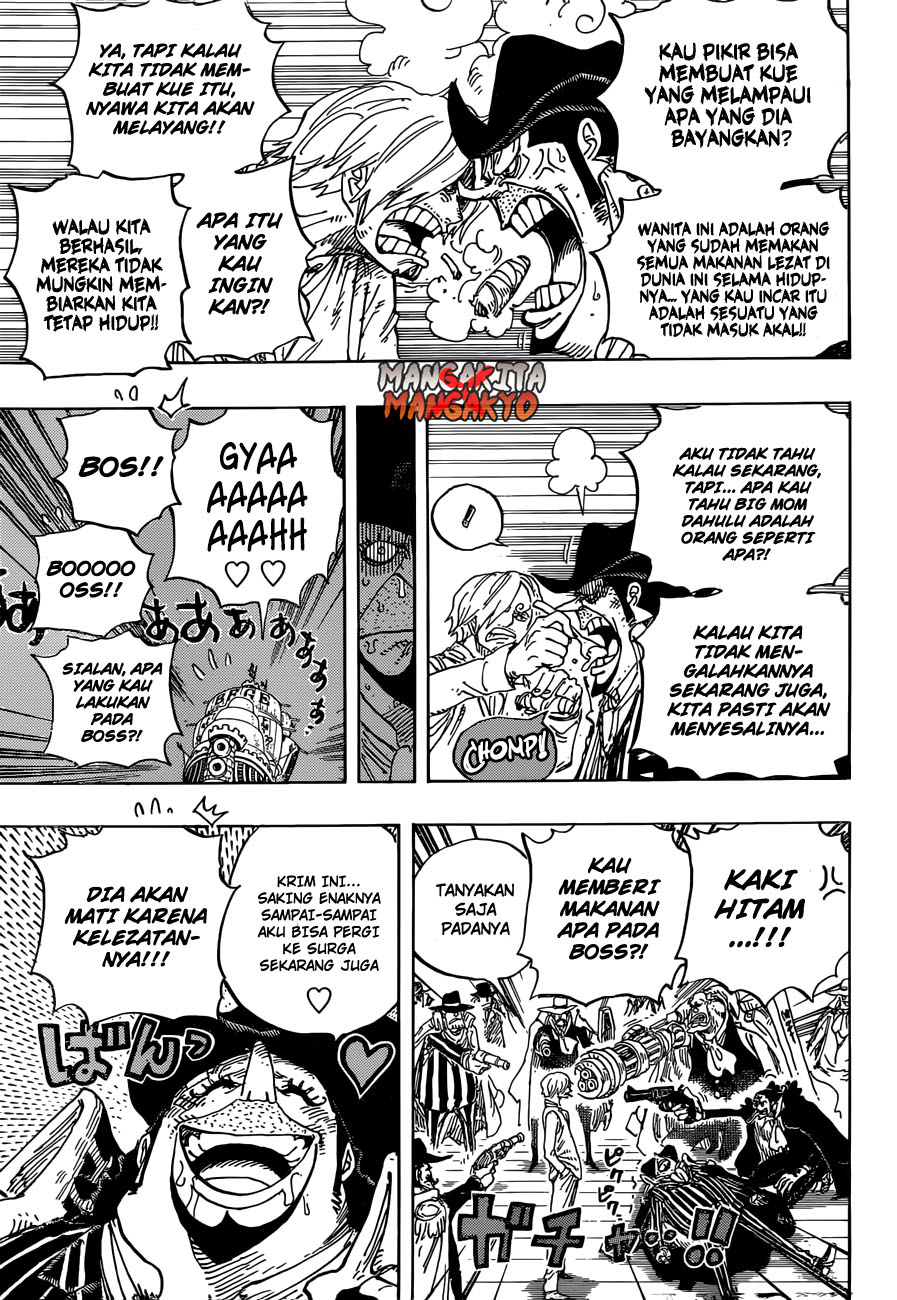 One Piece Chapter 889-9
