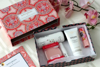 Birchbox X Anthropologie April 2020 Review & Unboxing