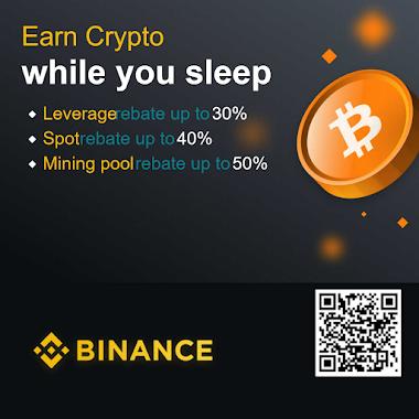Earn Crypto Together in Binance