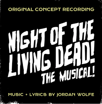 Broadway Records NIGHT OF THE LIVING DEAD THE MUSICAL