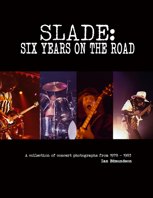 Slade - Six years on the road