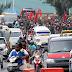 Mencekam..Sehari 'Dikuasai' KNPB Bersama Rakyat Papua, Abepura Lumpuh