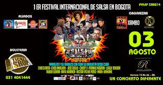 PRIMER Festival Internacional De Salsa en Bogota 2019