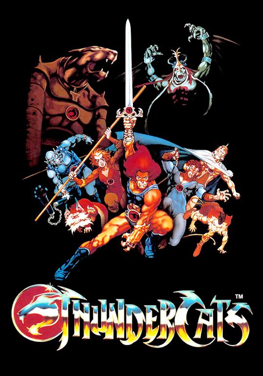 Thundercats (TV Series 1985–1989) ταινιες online seires xrysoi greek subs