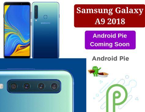 Galaxy A9 (2018) Mendapatkan Pembaruan Android Pie