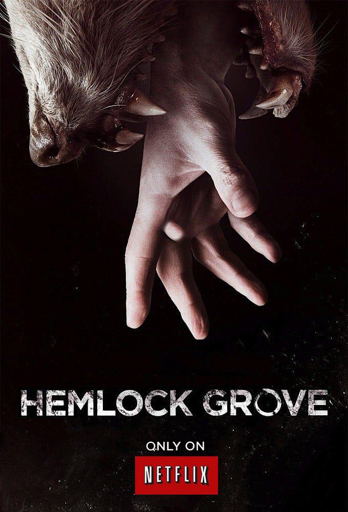 Hemlock Grove (2013 – 2015) Serie Completa NF WEB-DL 1080p Latino