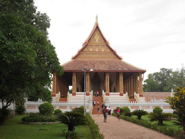 Haw Phra Keaw, Vietntiane, Laos
