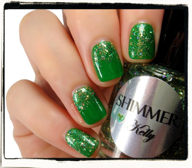 Shimmer Polish Kelly