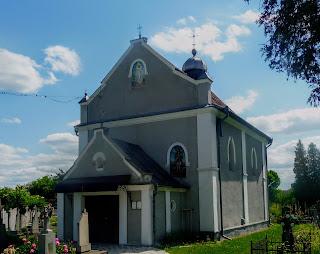 Галич. Вул. Дмитра Вітовського. Церква святого Димитрія. 1831 р.