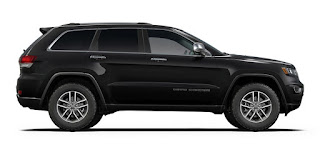 2017 Jeep Grand Cherokee Color: Black