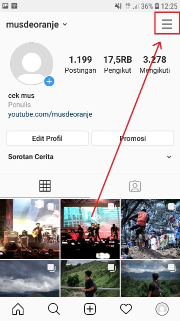 5 Cara Menyembunyikan Postingan Instagram Dari Seseorang