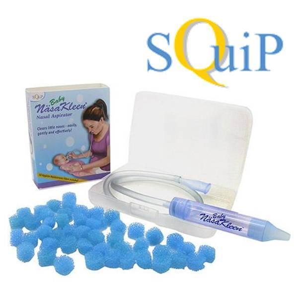Squip Baby NäsaKleen® Nasal Aspirator Kit