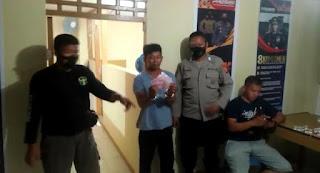 Polsek Pitumpanua Berhasil Amankan Pelaku Pengedar Uang Palsu di Dusun Pakengnge Wajo