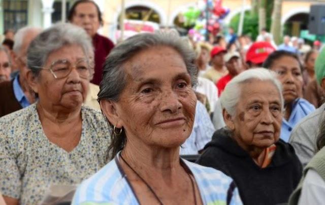 Adultos mayores, foco rojo en Benito Juárez
