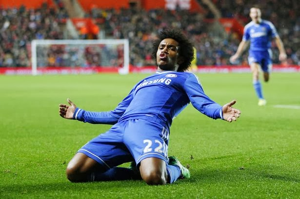 """CECH ON WILLIAN: """"He Has Been Absolutely Brilliant In The"""