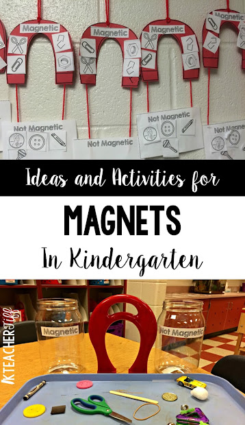Kindergarten Science Projects Magnets