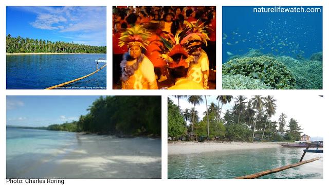 Pulau Mansinam di Papua Barat